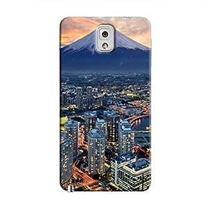 Cover It Up - Yokohama View Galaxy Note 3 Hard Case