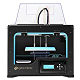 QIDI TECHNOLOGY 3DP-QDA16-01 Dual Extruder Desktop 3D Printer QIDI TECH I, Fully Metal