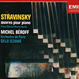 Stravinsky: Piano Works - Michel Béroff (2 CD Box Set) (EMI)
