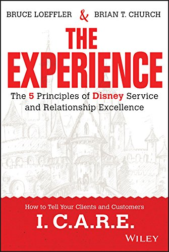 Experience Principles Service Relationship Excellence ebook product image