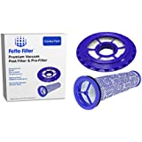 Dyson DC41, DC65, DC66 Compatible HEPA Post Filter & Pre Filter. For Animal, Multi Floor and Ball Vacuums. Replaces Part # 920769-01 & 920640-01 - Combo Pack