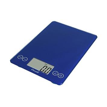 Escali Arti 15 libra/7 kg Digital escala - azul eléctrico: Amazon.es: Hogar