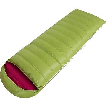 WLIXZ El Saco De Dormir Al Aire Libre, Adulto Ligero 3-4 Saco De