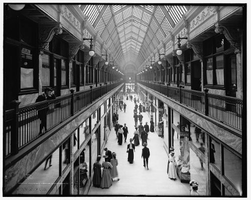 Photo: Colonial Arcade,shopping - Cleveland Oh Shopping