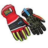 Ringers R-279 Subzero Insulated Work Gloves, Cold Weather/Snow Gloves, Large