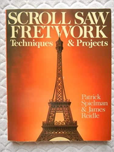 Buy Scroll Saw Fretwork Techniques and Projects Book Online at Low