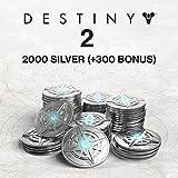 Destiny 2: 2000 (+300 Bonus) Destiny 2 Silver - PS4 [Digital Code]