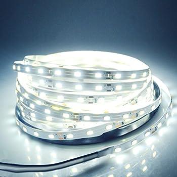 sylvania led strip lights home depot non waterproof tape light dc ft white flexible lighting under cabinet rgb amazon