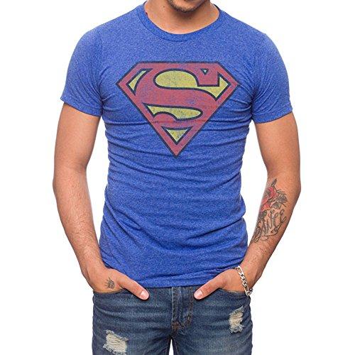 Superman Vintage Logo T-Shirt | Jack Of All Trades