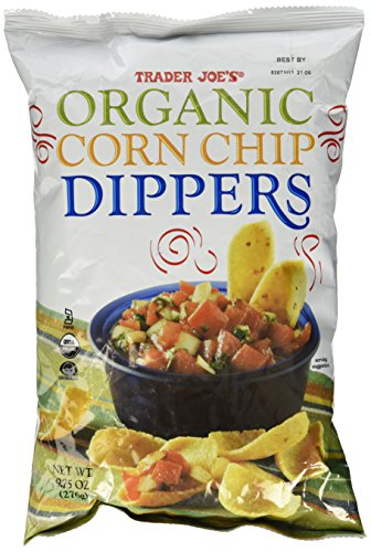 Trader Joe's Organic Corn Chip Dippers