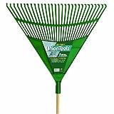 True Temper 24-Inch Poly Leaf Rake - 1920000