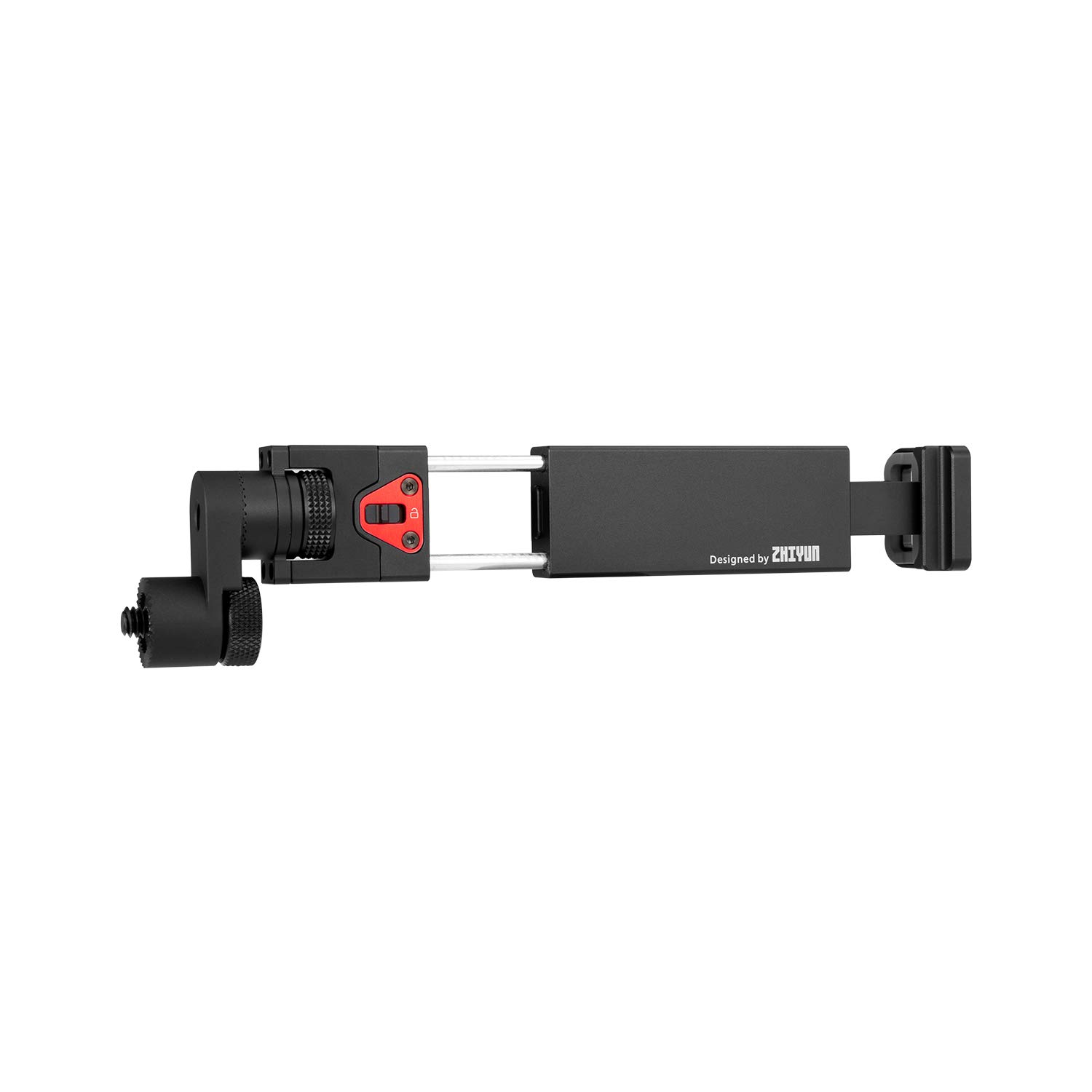 Zhiyun Crane 3 ONLY Zhiyun Professional Phone Clip Holder Mate with Stabilizer Gimbal WeeBill Lab Fit for Almost Every Smart Cell Phone
