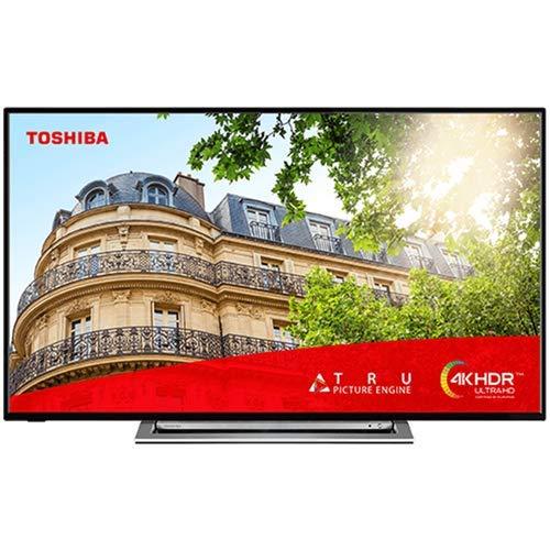 Smart TV Toshiba 55UL3A63DG 55″ 4K Ultra HD LED WiFi Zwart (S0424084)