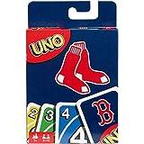 Mattel NULLFYY35 Uno Boston Red Sox, Brown