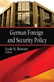 German Foreign and Security Policy, , 1606921509