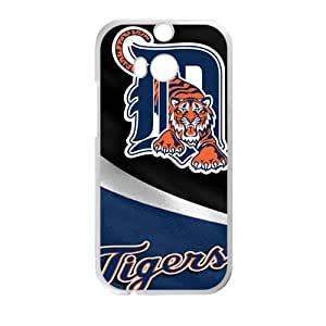 Detroit Tigers StylishHigh Quality Comstom Plastic case cover For HTC M8