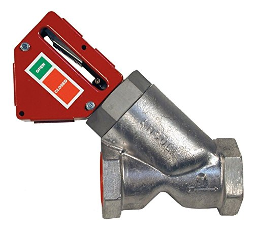 Piranha Nozzle - ANSUL Mechanical Gas Valve Assembly for ANSUL R101 and R102 Fire Suppression System