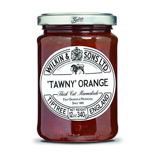 Seville Still Life - Tiptree Tawny Orange Marmalade, 12 Ounce Jar