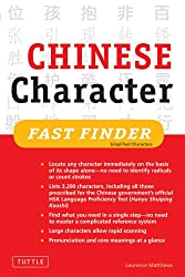 Chinese Character Fast Finder: Simplified Characters