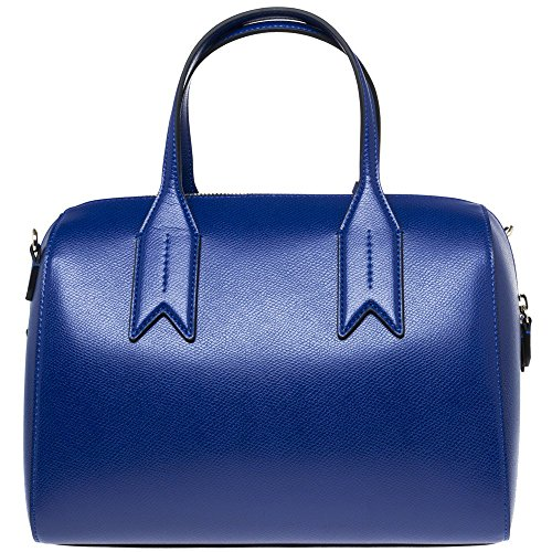 Borsa Bauletto Emporio Armani art. Y3A084 YH15A Bluette/Leather