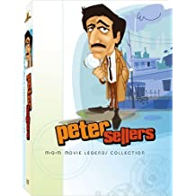 Peter Sellers MGM Movie Legends Collection (The Pink Panther / What's New, Pussycat? / The Party / Casino Royale) by MGM