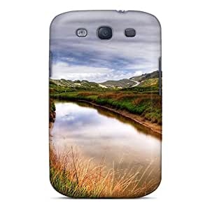 Hard Plastic Galaxy S3 Case Back Cover,hot River Lscape Hdr Case At Perfect Diy
