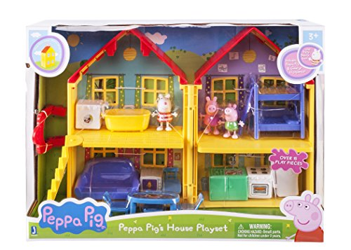 Peppa Pig Deluxe House Buy Online In Uae Toys And