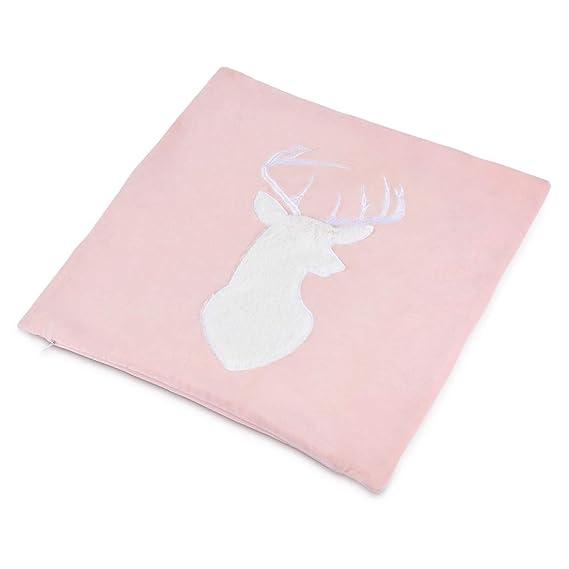 Amazon.com: Femenina manta de almohada fundas de almohada ...