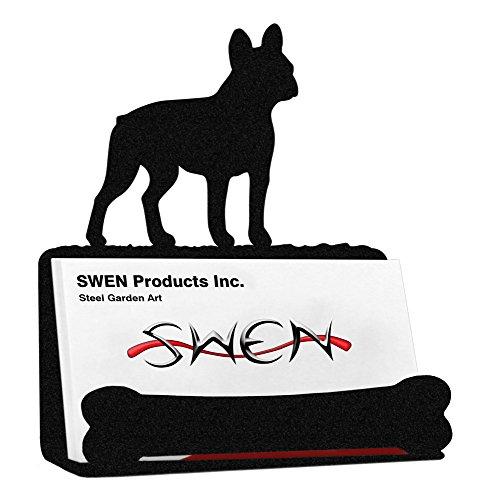 SWEN Products FRENCH BULLDOG Business Card - Bulldog Card Business
