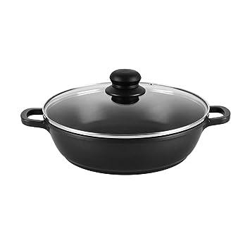 Sartenes de cocina de inducción Cacerolas Utensilios de ...