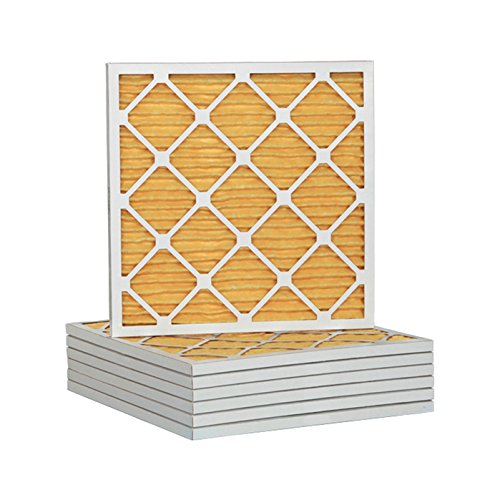 Tier1 Replacement for 14x14x1 Merv 11 Pleated AC Furnace Air Filter 6 Pack