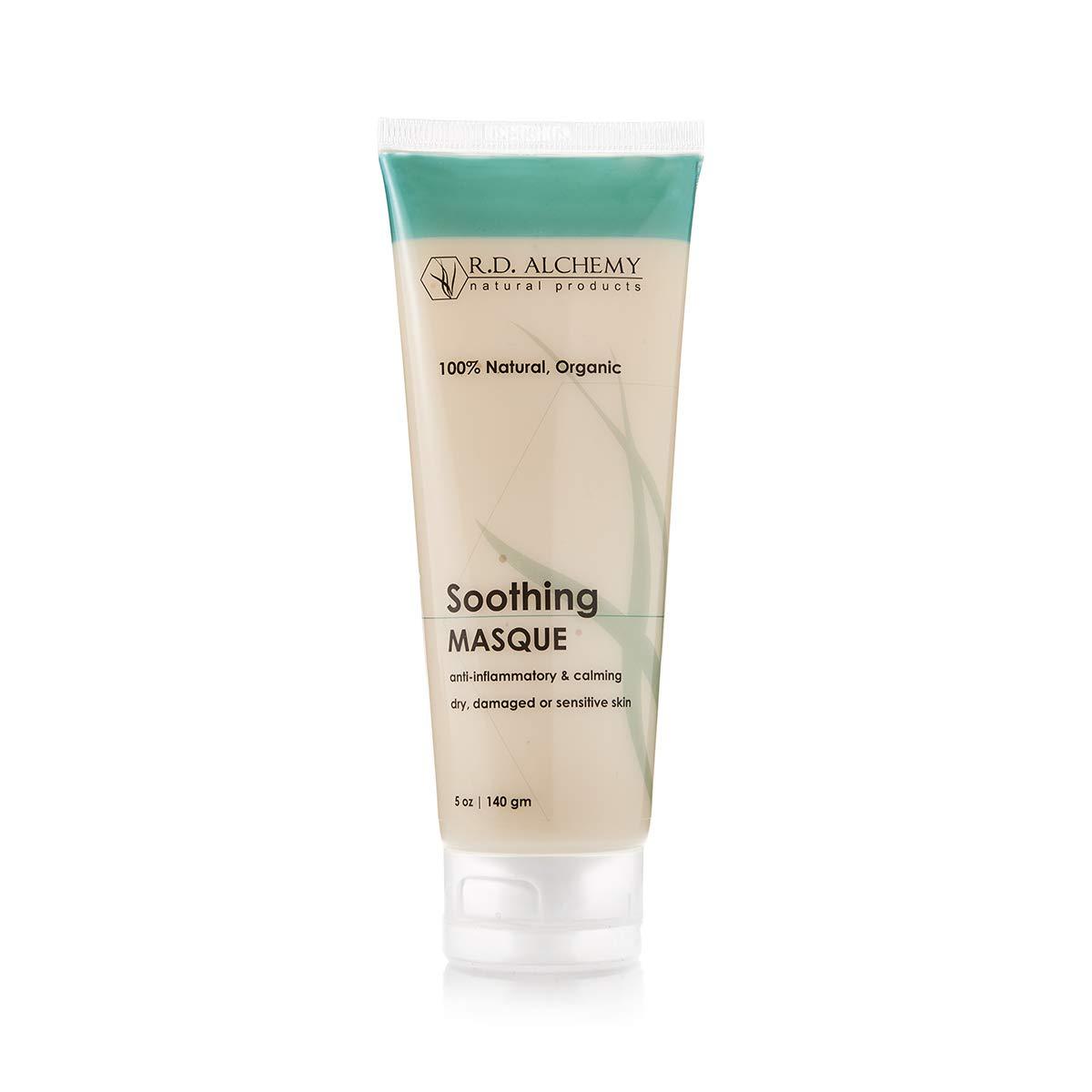 Amazon Com 100 Natural Organic Soothing Masque Natural