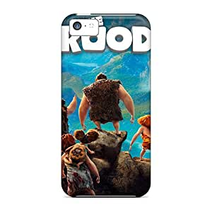 Iphone Cases - Cases Protective For Iphone 5c- The Croods 2013