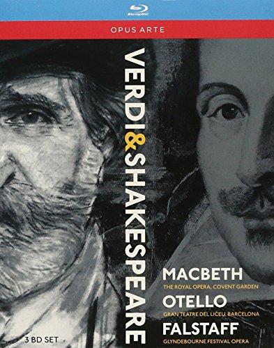 Verdi: Shakespeare Operas (3PC)
