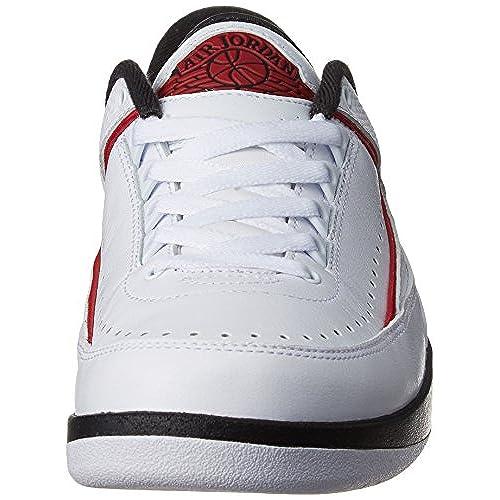 sale retailer 2cf3f fe6f8 free shipping Nike Jordan Men's Air Jordan 2 Retro Low White ...