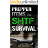Prepper Items for SHTF Survival: Survival Items Every Prepper Should Have
