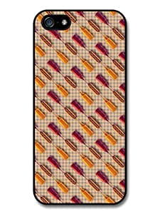 Hot Dog Ketchup And Mustard Sauce Food New Style Cool Design Case For Sam Sung Note 3 Cover