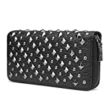 Best Style Wallets - OURBAG Cool Fashion Women Punk Style Spike Handbag Review