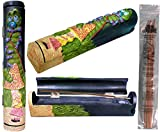 Nose Desserts Alice in Wonderland Coffin Box Stick and Cone Incense Burner-Ashcatcher