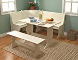 TMS 3-Piece Nook Dining Set