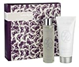Lola Rose Calming Amethyst Bathing Fables Shower Gel 100ml and Body Cream 100ml by Heathcote & Ivory