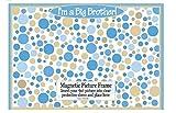 I'm a Big Brother / I'm a Big Sister Photo Magnet (Blue - Big Brother)