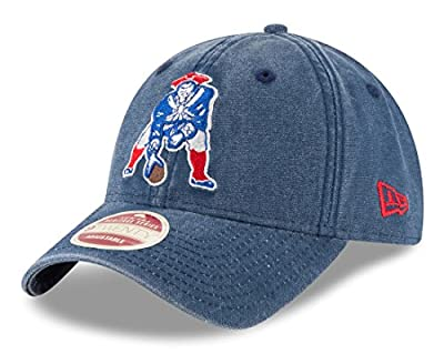 "New England Patriots New Era NFL 9Twenty Historic ""Classic Wash"" Adjustable Hat by New Era"