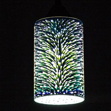 3D Pendant Light in US - 8
