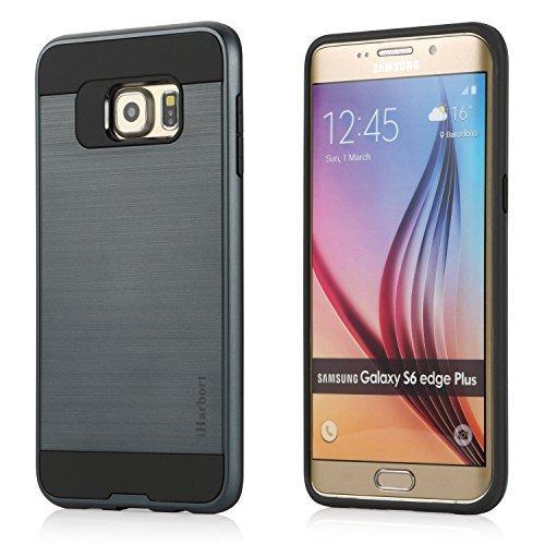 58 opinioni per Samsung Galaxy S6 Edge Plus Custodia- iHarbort® Samsung Galaxy S6 Edge Plus