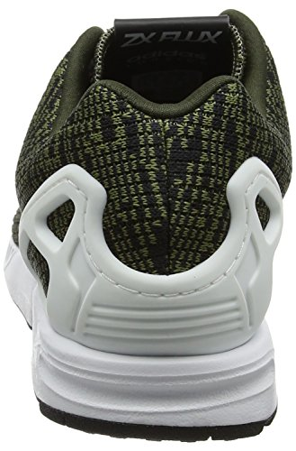 Cargo Black Uomo Flux ZX Core Verde White Footwear Sneaker adidas Night BTYwPxq
