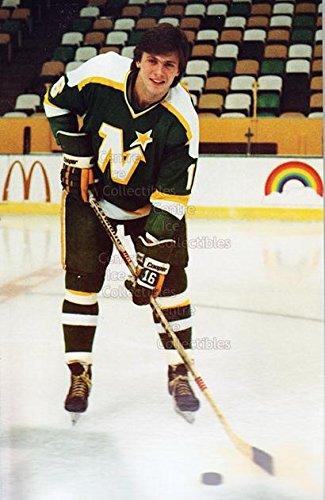 (CI) Anders Hakansson Hockey Card 1981-82 Minnesota North Stars Postcards 10 Anders Hakansson from Minnesota North Stars Postcards