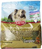 Kaytee Timothy Complete Plus Fruit Vegetable for Guinea Pigs, 5-Pound