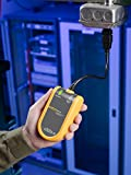 Fluke VR1710 Voltage Quality Recorder with a