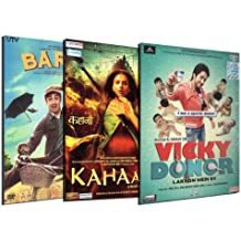 Set of 3 DVD Collection